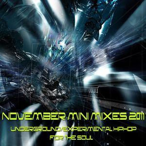 November mini mix part 1 by Tek Nalo G