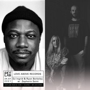   LOVE ABOVE RECORDS   w/ DJ Ingrid, Ryan Berkley & Zepherin Saint   E3