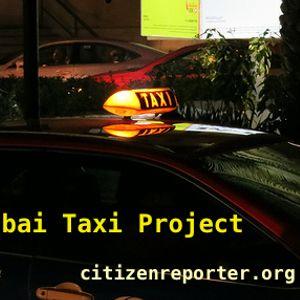 Love in a Dubai Taxi