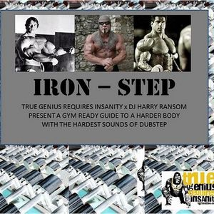HARRY RANSOM - TGRI blog 'Iron Step' mix [02-APR]