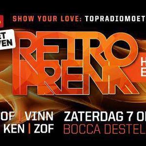 dj Zof @ Bocca - Retro Arena Hard Edition 07-10-2017