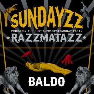 Baldo Warm Up to 2manydjs - Sundayzz