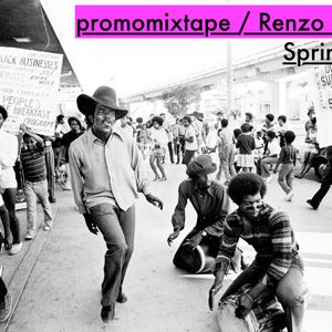 POWER TO THE PEOPLE // promo mix spring 018 by Renzo Nievas