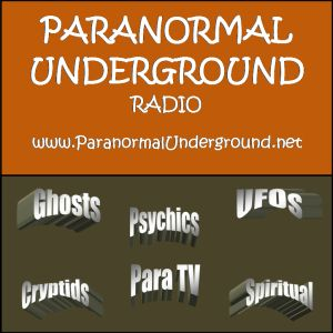 Paranormal Underground Radio: Ross Allison - Founder of Advanced Ghost Hunters of Seattle Tacoma (AG
