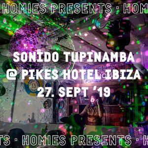 Homies - Sonido Tupinamba at Pikes Hotel