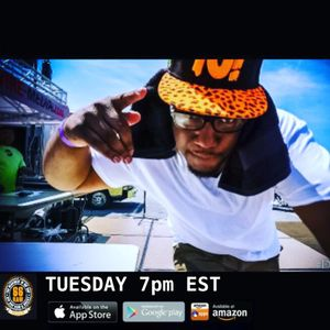 @iamDJCOTTON Turn Up Tuesday 66 Raw Radio Jun 27
