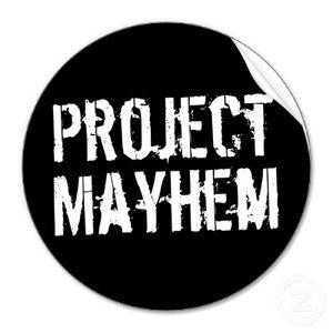 Project Mayhem Mix - August 2012