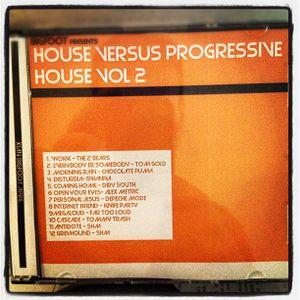 Bigfoot presents House Versus Progressive House