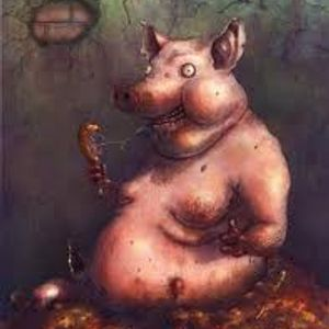 Pig In Shit!