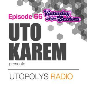 Uto Karem - Utopolys Radio 006 / Episode 66