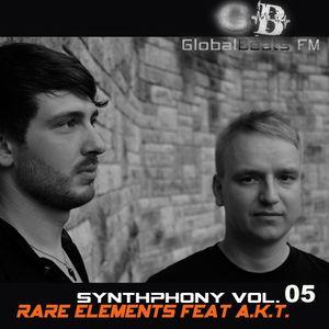 SYNTHPHONY Episode 05 Rare Elements feat AKT @ GlobalbeatsFM