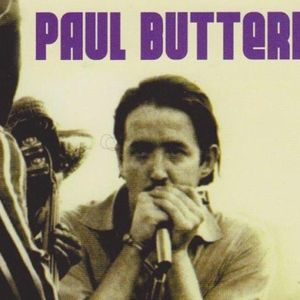 פול באטרפילד • Paul Butterfield
