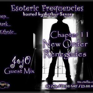 jojO - Esoteric Frequencies 011 Guest Mix - July 2012.mp3