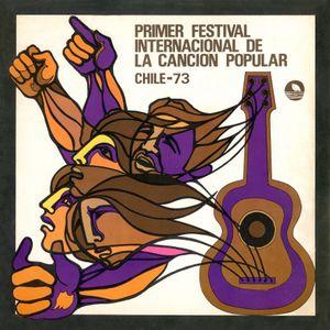Primer Festival Internacional de la Canción Popular. JJLS-18. DICAP. 1973. Chile