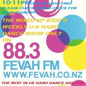 T.M.U.K HARD DANCE/HARDSTYLE/HARDCORE SHOW APRIL 5TH ON FEVAH FM WITH ROB EJ & STEVE EP GUEST MIX