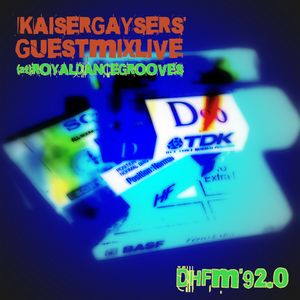 Kaiser Gaysers Guest Mix Live In Studio @ROYAL DANCE GROOVES / DHFM January 2017