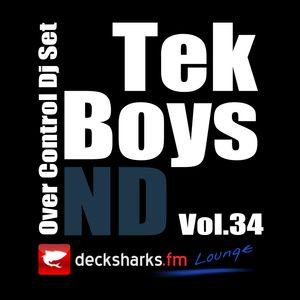 TekBoys ND - Over Control Vol.34