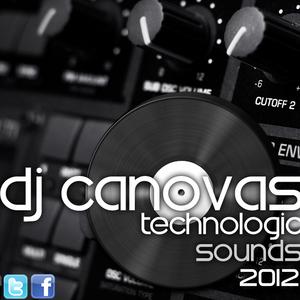 DJCanovas   Technologic Sounds 2012   www.gerardcanovas.es
