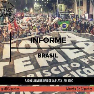 INFORME - Brasil (27.05.2017)