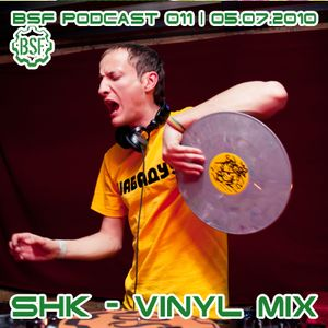 BSF Podcast 011 - Vinyl mix