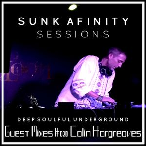 Sunk Afinity Sessions Guest Mixes #020 Colin Hargreaves