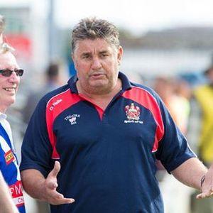 SportsZone on CandoFM - Dave & Tony interview Barrow Raiders coach Paul Crarey