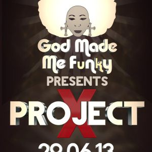 Strictly Beatdown Presents...God Made Me Funky on Afrodisiak 18th May 2013