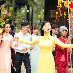 Quang.name.VN - Blogradio Nồng Nàn Mùi Tết