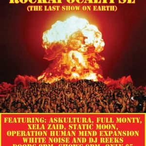 Ohme Live set @ Churchill's 10-02-10 Rockapocalyps