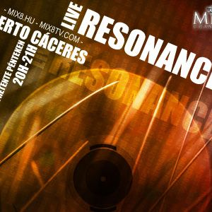 Roberto Cáceres - Resonance Mix 2010.11.05 @ www.Mix8Tv.com
