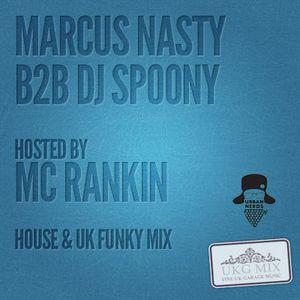 Marcus Nasty & Dj Spoony! house & funky vol2