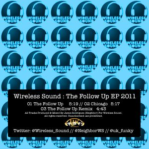 The Follow Up EP (Promo Mix) (Hosted By Zacman ADL)