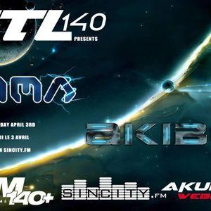 Akibel pres. MTL259 (Atma guest mix recorded LIVE @ Belgrade 2014)
