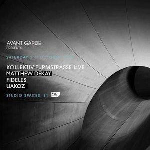 Uakoz Live From Studio Spaces w/Kollektive Turmstrasse - Fideles - Matthew Dekay [21/10/2017]