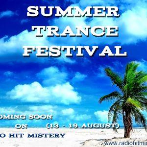 Summer Trance Festival mix on Radio Hit Mistery