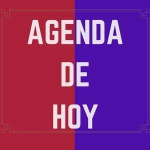 Agenda de Hoy - IUPI presente (Pt.2)