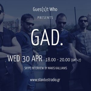 Gues(s)t Who #105 | GAD. | 30.04