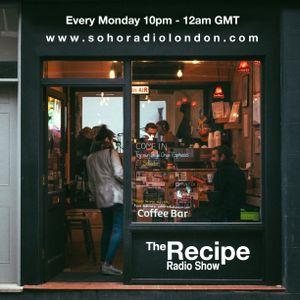 The Recipe Radio Show 23rd March 2015