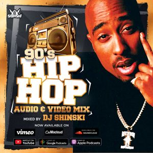 Best of 90's Throwback Hip Hop Summer Hits Mix - DJ Shinski [2 pac, Notorious BIG, Snoop dogg, Dre]