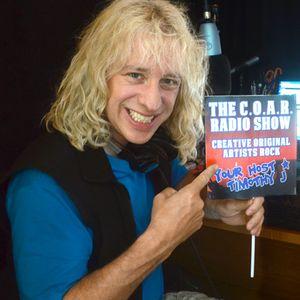C.O.A.R. Radio Show 7/24/15