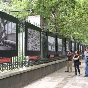 Exposición: Memoria fotográfica de México