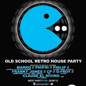 Old school retro house party fuse 08 03 2013 p1 by for Old school house music list