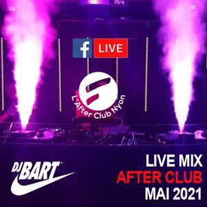 Dj Bart Live Mix After Club Nyon