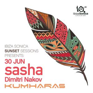 Sasha - Live Kumharas Sunset Sessions (Ibiza Sonica) 30-06-2016