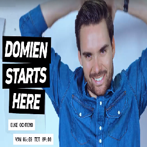 DOMIEN - VRIJDAG 1 DECEMBER 2017