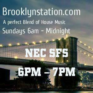 Nec SFS Brooklyn Radio Guest Mix June 25/6/2017
