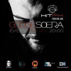 006 GORGE SOERA LIVE @ HIT FM 103,5 (CHALKIDA,GR) _ 14_02_14