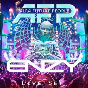 ENZY – Live Set @ Alfa Future People Festival (Russia 23.07.2016 г.)