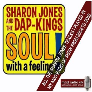 Sharon Jones at Mod Radio UK