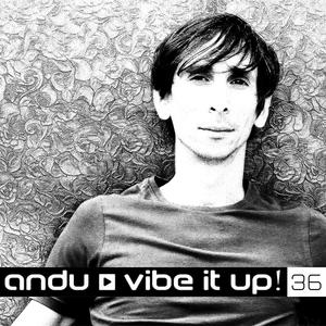 Vibe It Up! // Andu @ Vibe FM (09.11.2013)